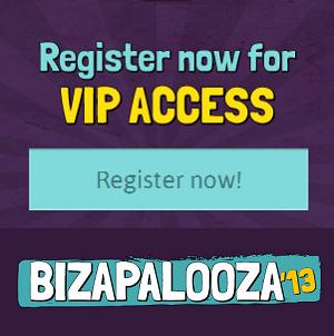 Bizapalooza VIP Pass